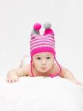 Pasgeboren baby Royalty-vrije Stock Afbeelding
