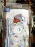 Pasgeboren meisje stock foto's