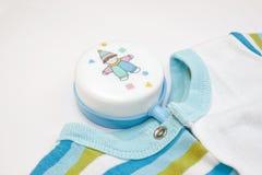 Pasgeboren stuk speelgoed Stock Foto's