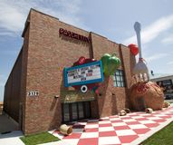 Pasghetti's Italian Restaurant in Branson Missouri Stock Photography