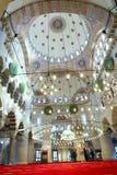 pasha мечети ali kilic Стоковая Фотография