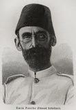 Pasha di Mehmed Emin Fotografie Stock Libere da Diritti