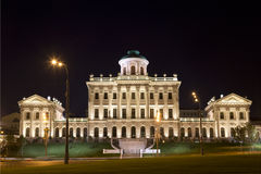 Pashkov house, Borovitskaya square,. Moscow, Russia royalty free stock photo