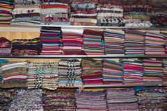 Pashmina scarves Royalty Free Stock Image