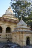 pashupatinath ναός στοκ φωτογραφία με δικαίωμα ελεύθερης χρήσης