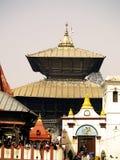 pashupatinath ναός στοκ εικόνα
