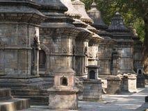 pashupatinath Непала Стоковое фото RF