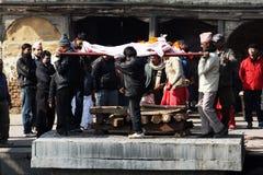 Pashupatinath imagem de stock royalty free