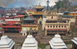 Pashupatinath Royalty-vrije Stock Foto