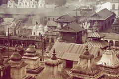 Pashupatinath Temple Royalty Free Stock Image