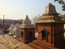 Pashupatinath temple, Kathmandu, Nepal Royalty Free Stock Photos