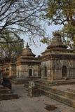 Pashupatinath Temple Stock Photos