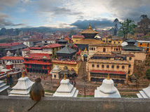 Pashupatinath Stock Images