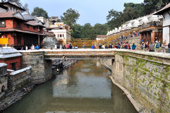 Pashupatinath Temple Stock Photos