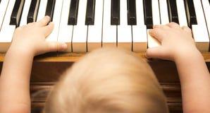 Pasión para la música Imágenes de archivo libres de regalías