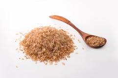 Pasiaści dłudzy zbożowi ryż wiązka na bolom tło zdjęcia royalty free