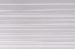 Pasiasta odmierzona miękka biała i popielata abstrakta papieru tekstura z halftone perspektywą Zdjęcie Stock