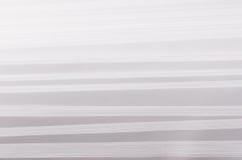 Pasiasta odmierzona miękka biała i popielata abstrakta papieru tekstura z halftone perspektywą Zdjęcia Royalty Free