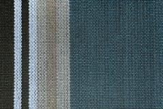Pasiasta tkaniny tekstura Fotografia Stock