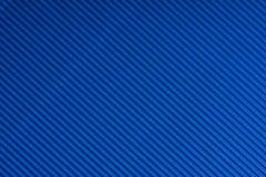 Pasiasty błękit embossed papier kolorowy papier Ciemnosiny tekstury tło Obrazy Stock