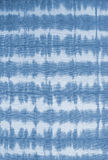 Pasiasty krawat farbował wzór na bawełnianej tkaninie dla tła Obraz Royalty Free