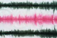 Pasiasty krawata barwidła wzoru abstrakta tło Obrazy Royalty Free
