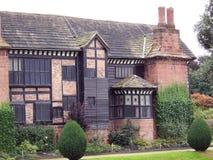 Pasillo 5 de Tudor Imagen de archivo