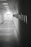 Pasillo abandonado Fotografía de archivo