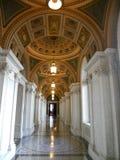 pasillo Biblioteca nacional de Biblioteca del Congreso de los Estados Unidos Imagenes de archivo