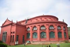 Pasillo conmemorativo de Seshadri Iyer, Bangalore, Karnataka foto de archivo libre de regalías