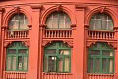 Pasillo conmemorativo de Seshadri Iyer, Bangalore, Karnataka imagen de archivo libre de regalías
