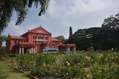 Pasillo conmemorativo de Seshadri Iyer, Bangalore, Karnataka fotos de archivo