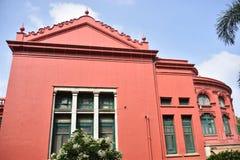 Pasillo conmemorativo de Seshadri Iyer, Bangalore, Karnataka imágenes de archivo libres de regalías