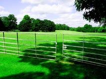 Pasillo de Brocken, Inglaterra Visión en el campo Foto de archivo