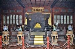 Pasillo de Dan Bo Jin Cheng Imágenes de archivo libres de regalías