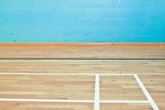 Pasillo de deportes Fotografía de archivo