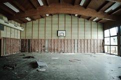 pasillo de deportes perdido Imágenes de archivo libres de regalías