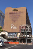 Pasillo de juego en Las Vegas, nanovoltio de Bill el 20 de mayo de 2013 Imagen de archivo