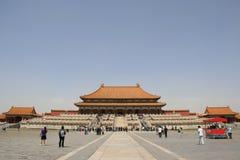 Pasillo de la armonía suprema - Pekín - China (2) Imagen de archivo