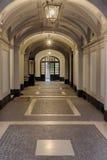 Pasillo de la casa Foto de archivo libre de regalías
