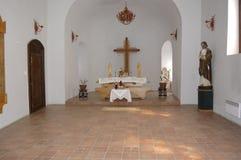 Pasillo de la iglesia Fotos de archivo