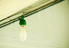 Pasillo de la luz eléctrica Fotografía de archivo libre de regalías