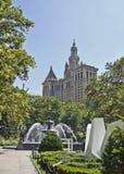 Pasillo de New York City Fotos de archivo