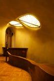 Pasillo del ³ de Batllà de las casas Fotografía de archivo libre de regalías