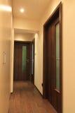 Pasillo del apartamento Imagen de archivo