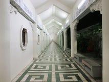 Pasillo del edificio fotografía de archivo