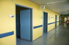 Pasillo del hospital Fotos de archivo