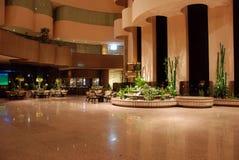 Pasillo del hotel Imagenes de archivo