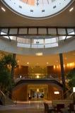 Pasillo del hotel de Hyatt magnífico Bellevue Foto de archivo