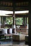 Pasillo del maya Ubud imagen de archivo libre de regalías